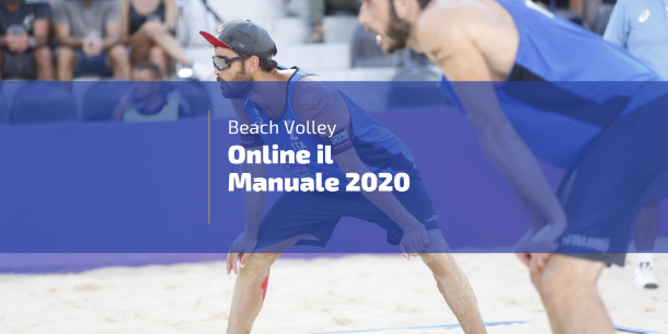 Manuale Beach Volley 2020